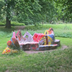 Bürgerpark - Sonnenhügel
