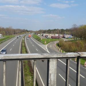 A40  Rastplatz