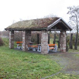 Pavillon Grünes Klassenzimmer  (Buga Gelände )