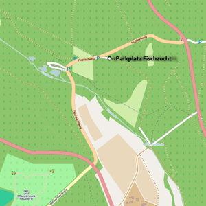 Parkplatz Fischzuchtweg / Hupfeldweg