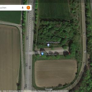 A61 Abfahrt Niederzissen