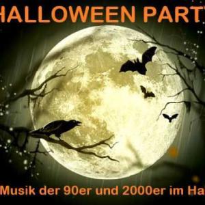 Halloween Nacht mit Musik der 90/2000er