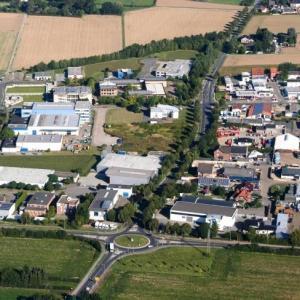 Industriegebiet Baesweiler